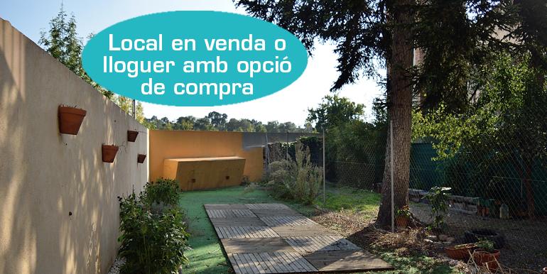 LOCAL VENDA A MANLLEU (POSSIBILITAT DE LLOGUER AMB OPCIÓ DE COMPRA)