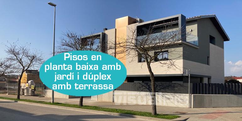 PISOS D'OBRA NOVA EN VENDA A ST. JULIÀ DE VILATORTA 3a i 4a Fase a la Venda