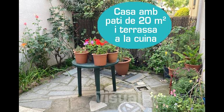 CASA EN VENDA CARRER CASACUBERTA