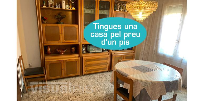 CASA EN VENDA A MANLLEU AL CARRER TORRENT I GARRIGA